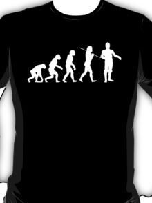 Evolution In A Galaxy Far, Far Away T-Shirt