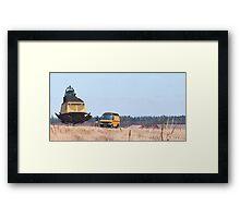 Lokskepp T-50 Framed Print