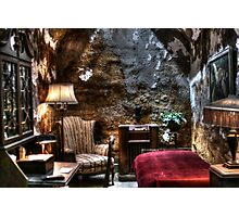The Cell of Al Capone Photographic Print
