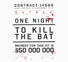 one night to kill the bat 3 by LastLaughInk