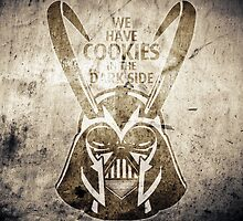 We have Cookies at the Dark Side by emodist