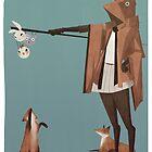 Fox Girl by Affectors
