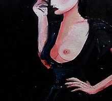 Dita in the Dark by emma jane murphy