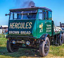 1934 Sentinel S4 Bread Wagon FH8870 by Colin Smedley