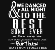 Best Song Ever - 1D by JuliaHoran