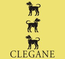 House Clegane by Void-Manifest