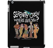 The Shiny Gang iPad Case/Skin