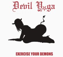 Devil Yoga by sophicidal
