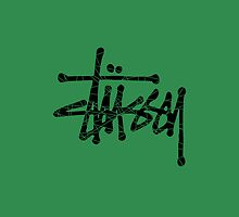 Stussy Badge Logo by vincepro76