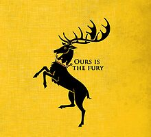 House Baratheon by heroinchains