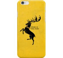 House Baratheon iPhone Case/Skin