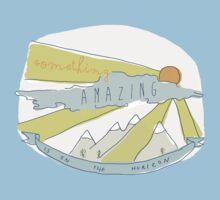 Something Amazing is on the Horizon! by Hollarino