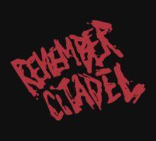 Game - Remember Citadel T-Shirt