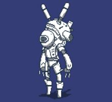 Pixel Mech - Usagi w/o Name by KelvinPut