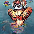Sea Tiger by Kevin Middleton