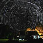 Star Trails by Paul Earl