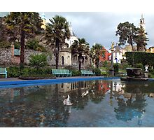 Portmeirion 1 Photographic Print