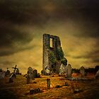 Ardmulchan Church - Ireland by EmvandeBee