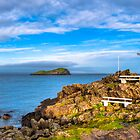North Sea Watch - North Berwick by Mark Tisdale