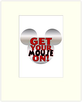 Get you mouse on ~ Mickey Mouse by sweetsisters