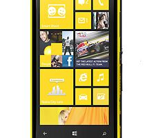 Nokia Lumia by Smutesh Mishra
