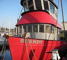 """Fishing boat """"Brandy"""" by Jonoxford"""