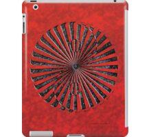 yin yang in stone (zahyíng) iPad Case/Skin