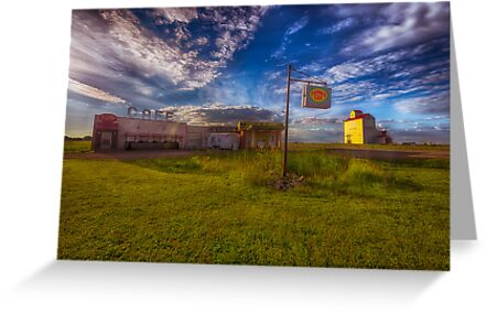 Corner Gas 9412_13 by Ian McGregor