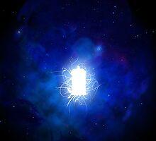 TARDIS by beesants