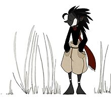 Canadian Goose by TheBadPunQueen