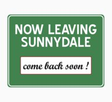 Now leaving Sunnydale (Buffy) by bittercreek