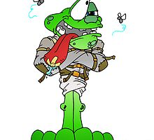 Crazy Toad by Skree