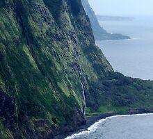 Hawaiian Shoreline by Eva Kato