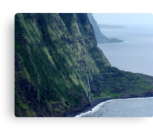 Hawaiian Shoreline Canvas Print