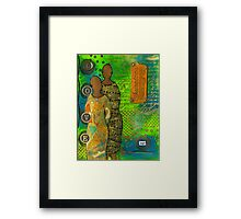 From Tragedy to Triumph-We're Still Standing Framed Print