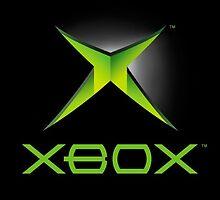 Xbox Logo by MickCollins333