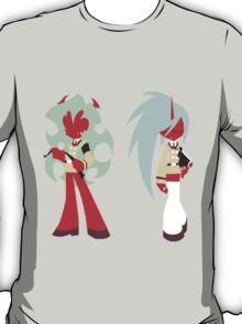 Simplistic Scanty & Kneesocks T-Shirt