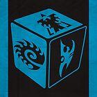 Starcraft Random Poster by thegDesigns