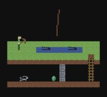 Pitfall by 8BitPxl