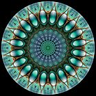 Jewel Delight Kaleidoscope 001 by fantasytripp