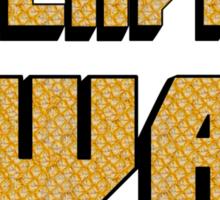 Pineapple Swag Sticker