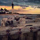 Hillsboro Inlet Lighthouse by DDMITR