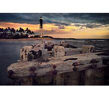 Hillsboro Inlet Lighthouse Photographic Print