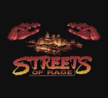 Streets of Rage by bakru84