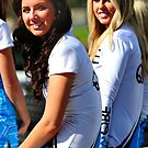 QBE Grid Girls | ASBK Superbike Championship | 2013 by Bill Fonseca