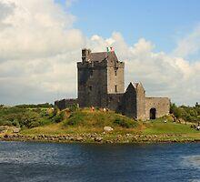 Dunguaire Castle by Adrian McGlynn