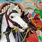 Carousel Horses by cherylc1