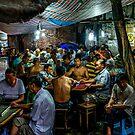 Mahjong 1 by Michael Pross