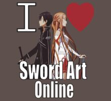 I Love Sword Art Online  by Sachiyo Kayo