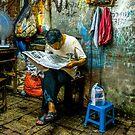 Semi Perm Barber 2 by Michael Pross
